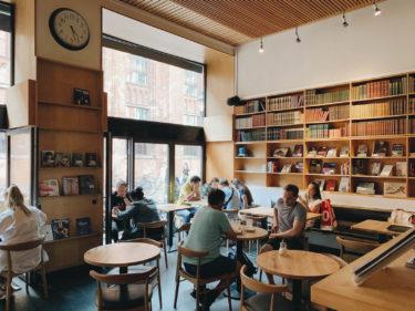 『Paludan Bog & Café』本に囲まれる至福、コペンハーゲンのブックカフェ